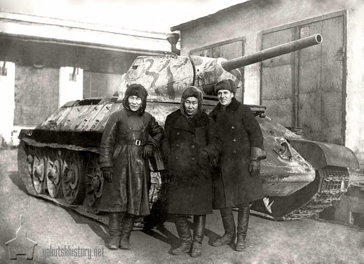 Килбиэннээх үлэ куората – Дьокуускай (1941-1945 сс.)