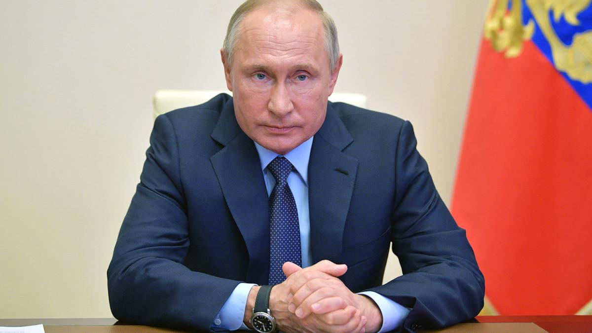 Путин анал этиилээх тахсар