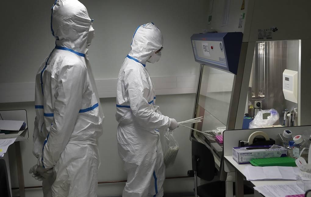 Эбии 84 киһи коронавирустаата, онтон 80 - Дьокуускайга