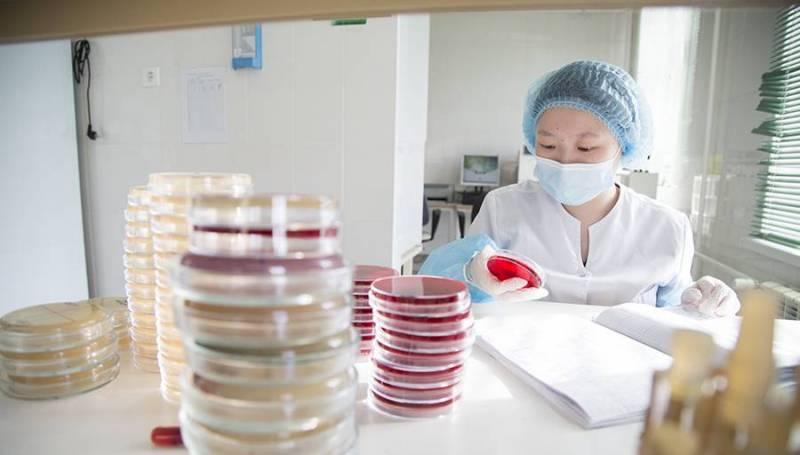 ХИФУ клиникатыгар COVID-19 анаалыс биэриэххэ сөп