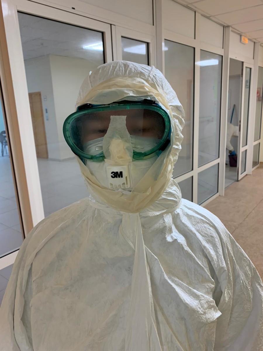 Эбии 85 киһи коронавирустаата