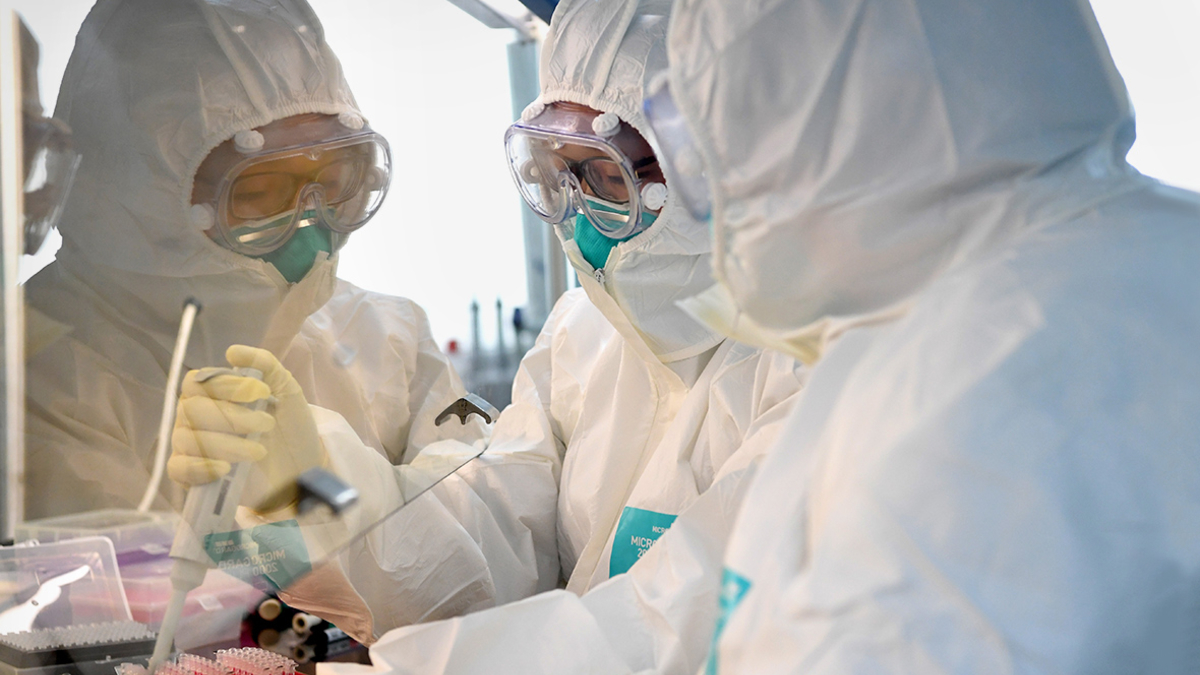 Вакцинаны боруобалааһын ситиһиилэхтик түмүктэнэн эрэр