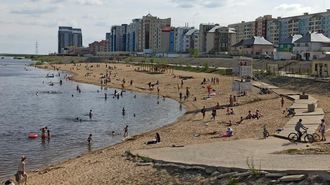 Сотору пляж аһыллыаҕа