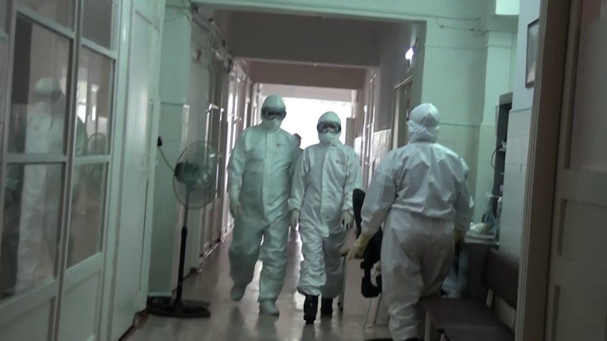 Пандемиябыт бүгүҥҥү туруга хайдаҕый?