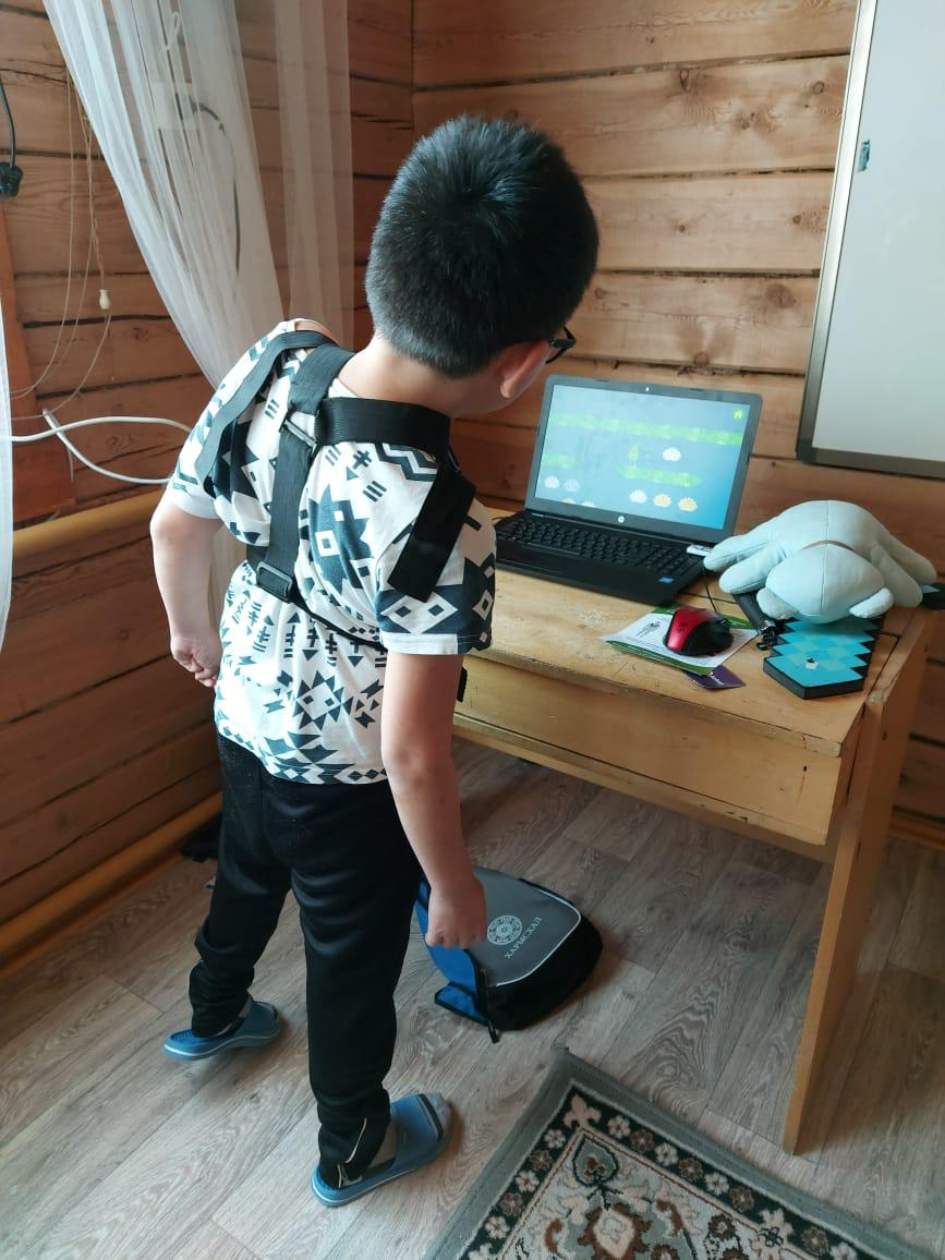 ДЦП-лаах оҕолорго Planty Go цифровой платформа үлэлиир