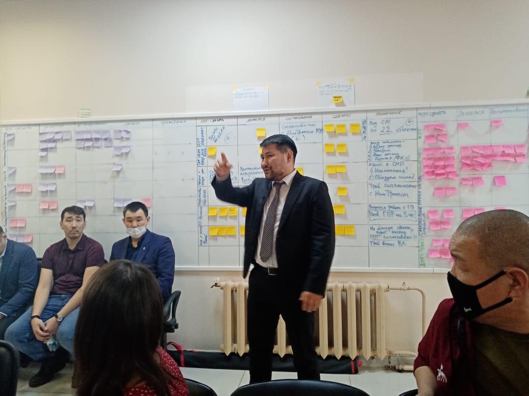 "Евгений Григорьев: ""Сөптөөх бэлэми бардыбыт"""