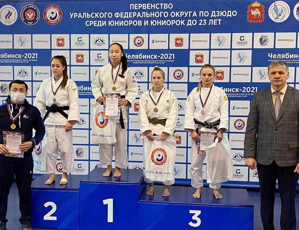 Аина Моисеева - уокурук чемпиона