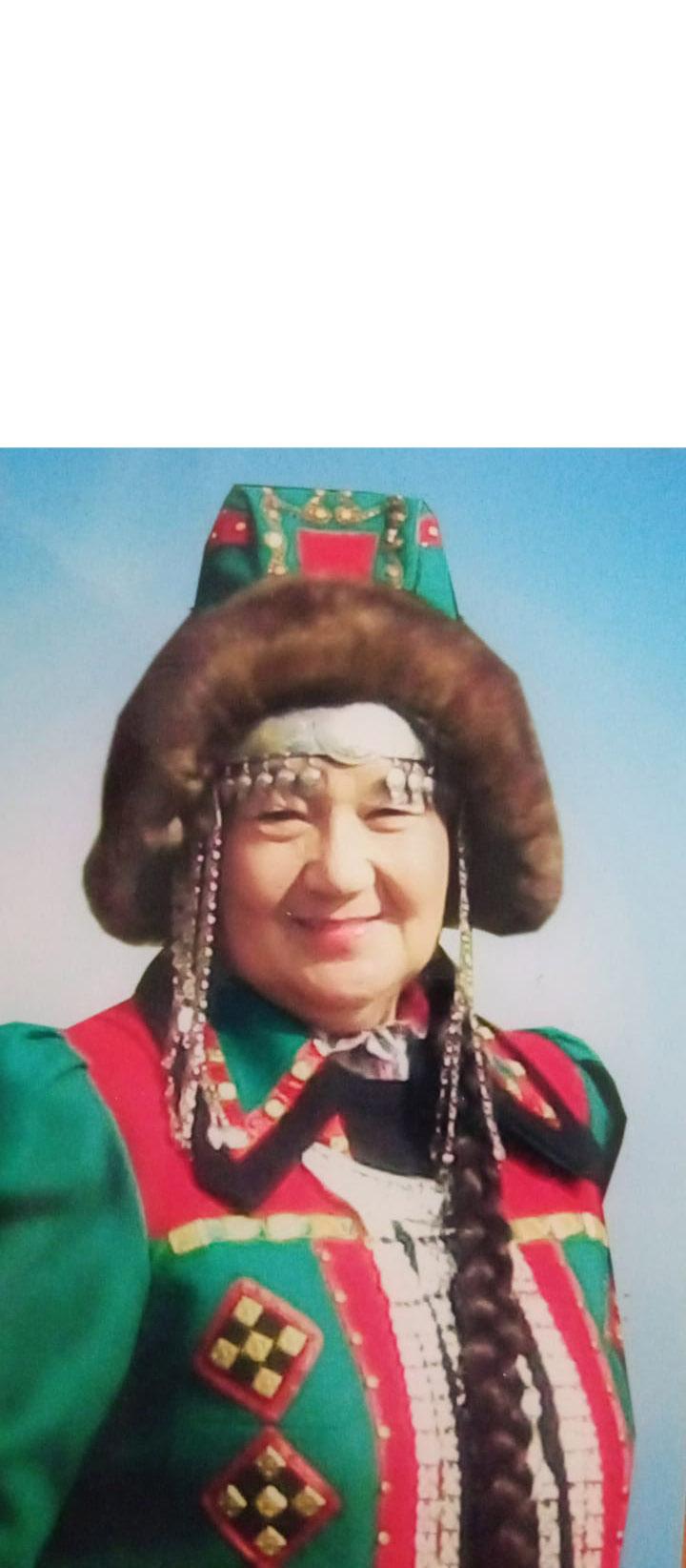 Эргиччи дьоҕурдаах Валентина Свешникова