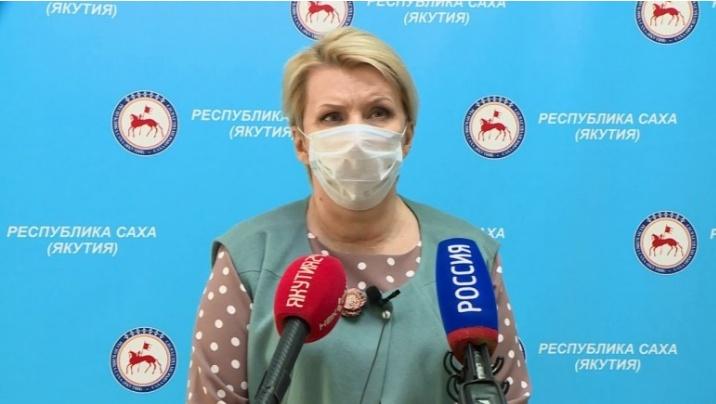 Ольга Балабкина: Дьокуускайга «Спутник V» вакцина эрэ хаалла