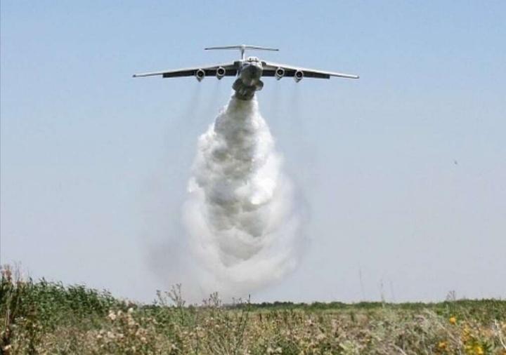 Айсен Николаев: Арассыыйа авиацията Саха сиригэр ойуур баһаардарын умуруорууну саҕалыыр