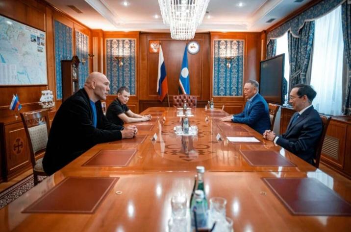 Госдума депутата Николай Валуев – Дьокуускайга